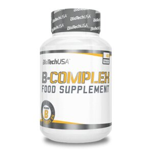 BioTech USA B-Complex 60 Tablets