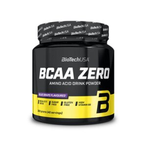 BioTech USA BCAA Flash Zero 360 g Blue Grape