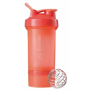BlenderBottle® ProStak Shaker Plum